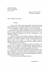 Lettres formelle romeondinez lettres formelle stopboris Gallery